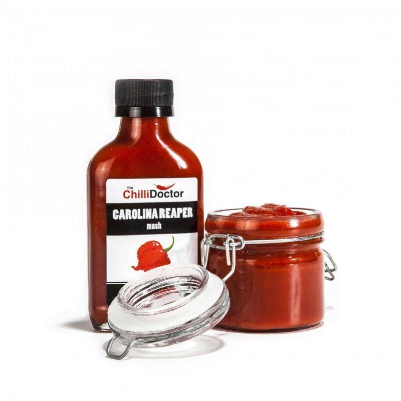 Mega pálivý chilli balíček