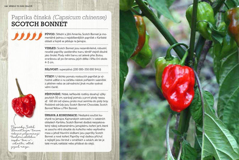 Niekto to rád štipľavé - Úplný sprievodca pestovaním, zberom a uchovávaním čili papričiek