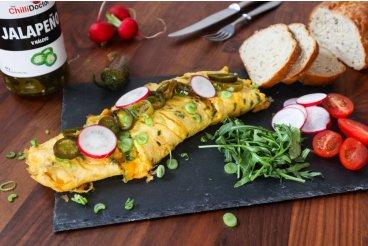 Jarní omeleta