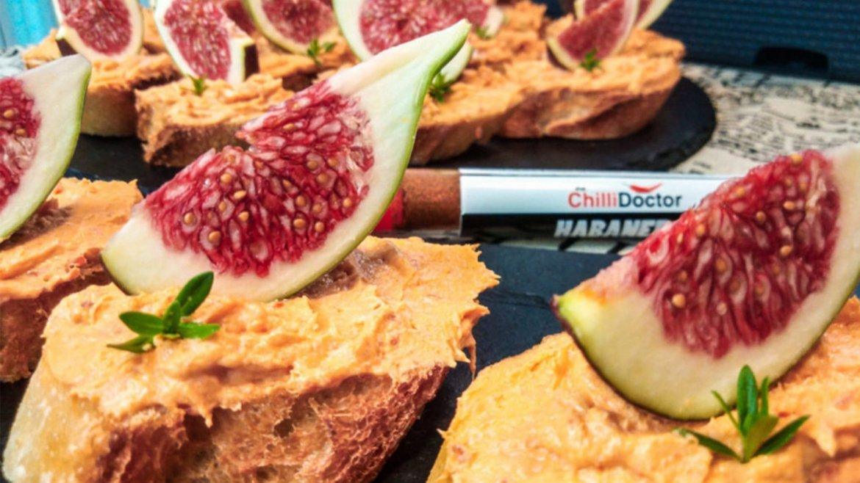 Chorizo pomazánka s Habanero