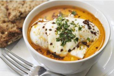 Turecká vejce