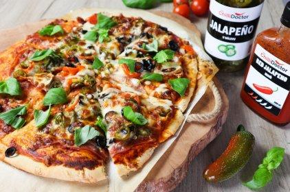 Domáca pizza