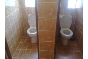 Ubytovna toalety