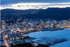 Noční Wellington