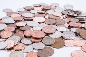 Zboží s omezenou kapacitou na osobu Peníze v hotovosti