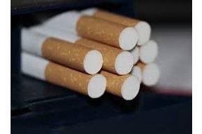 Zboží s omezenou kapacitou na osobu Cigarety