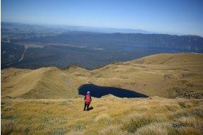 Cesta na Eldrig peak - Fiordland