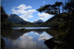Glenorchy lake
