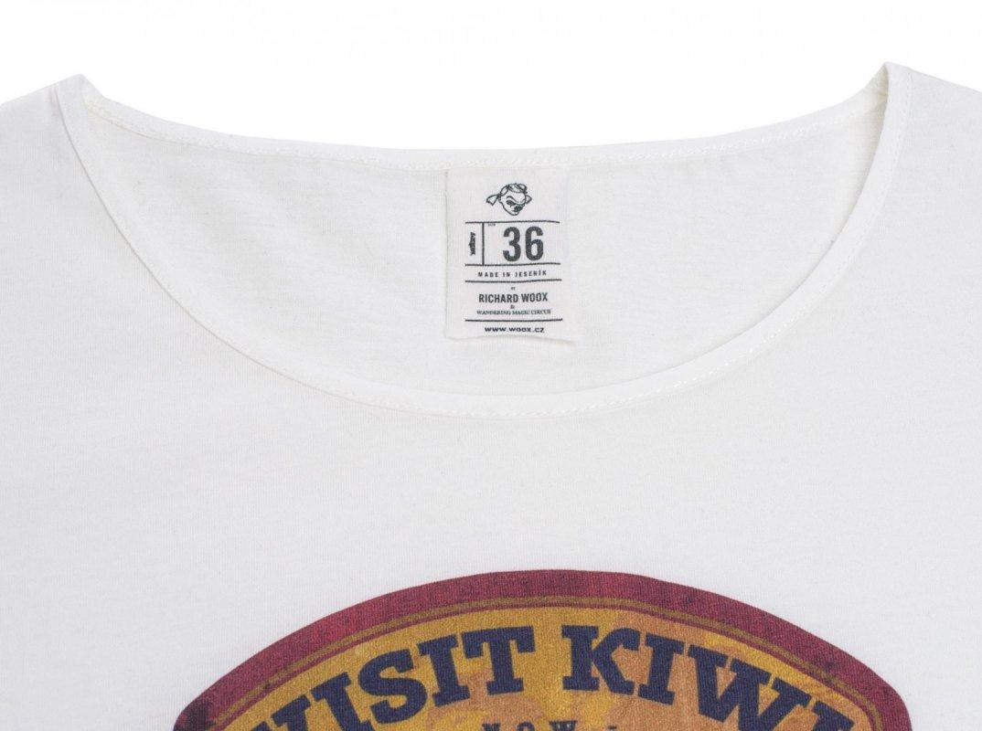 Dámské triko VisitKiwi
