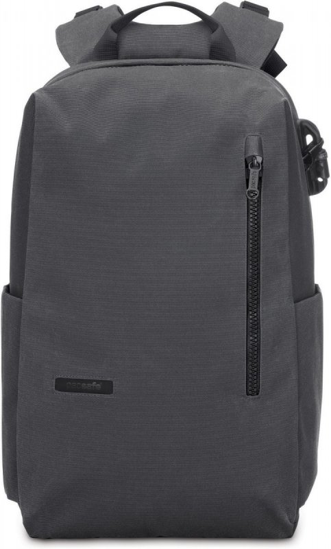 batoh INTASAFE BACKPACK charcoal