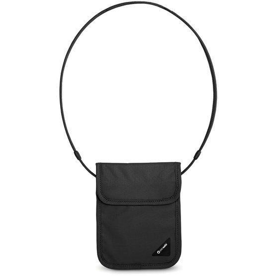 Taštička pod oblečení COVERSAFE X75 NECK POUCH black