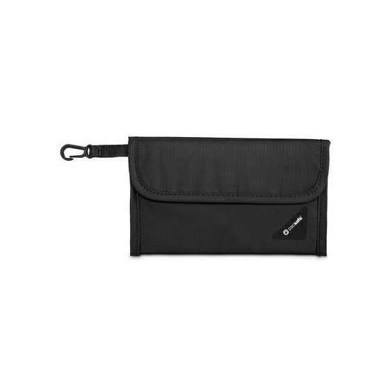 peněženka COVERSAFE V50 PASSPORT PROTECTOR black