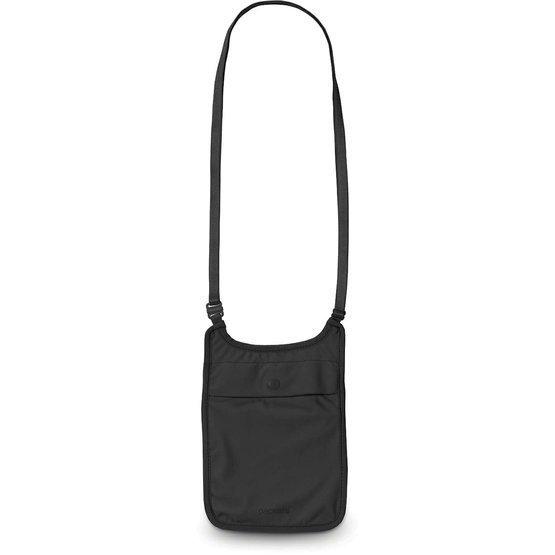 kapsa COVERSAFE S75 NECK POUCH black