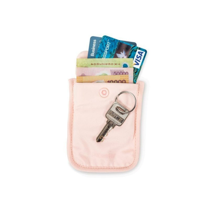 kapsa COVERSAFE S25 BRA POUCH orchid pink
