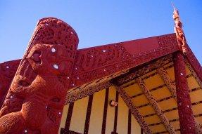 Maorská architektura