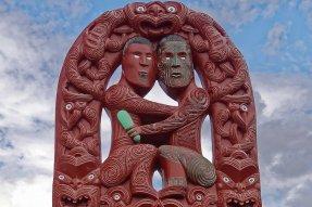Maorské řezbářské umění