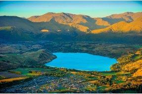 Léto na Novém Zélandu