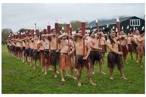 Maorský tanec