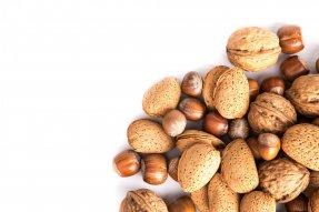 Zakázané potraviny Ořechy
