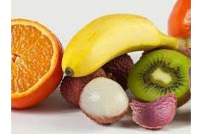 Zakázané potraviny Čerstvé ovoce