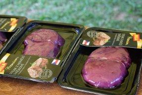 Steaky z hovězí svíčkové
