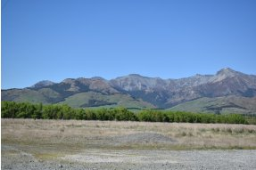 Výhledy cestou do Te Anau