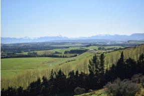 Výhledy po cestě do Te Anau