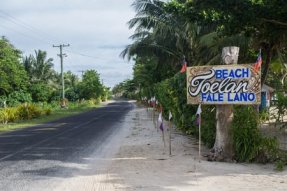 Joelan beach fales