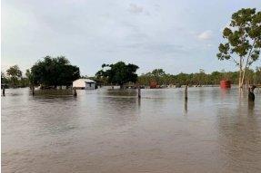 Záplavy na West Coast