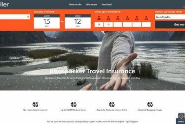 Dlouhodobé cestovní pojištění True Traveller
