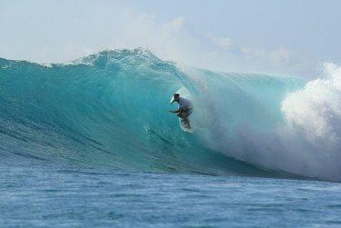 Surfing - mořské proudy