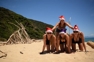 Abel Tasman - Coastal walk