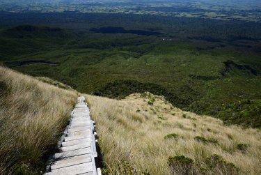 Mt. Taranaki a okolí