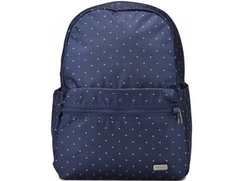 batoh DAYSAFE BACKPACK navy polka dot