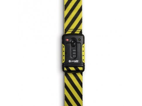 popruh STRAPSAFE 100 yellow/ black