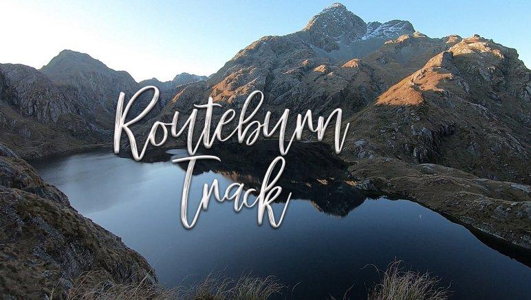 Routeburn Track / Zážitky z Great Walku