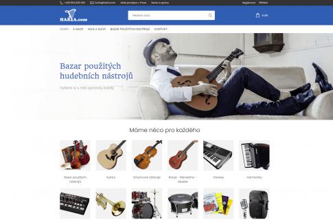 E-shop - Harfa.com