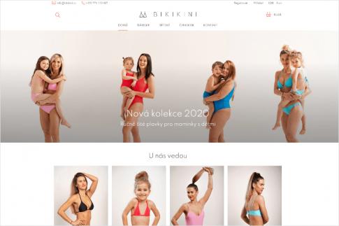 E-shop - Bikikini.cz