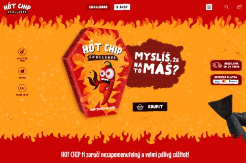 E-shop - Hot-chip.cz