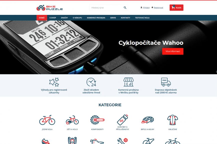 E-shop - Bikepuzzle.cz