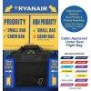 Aerolite 615 príručná batožina do lietadla Ryanair 40x20x25 cm modrá