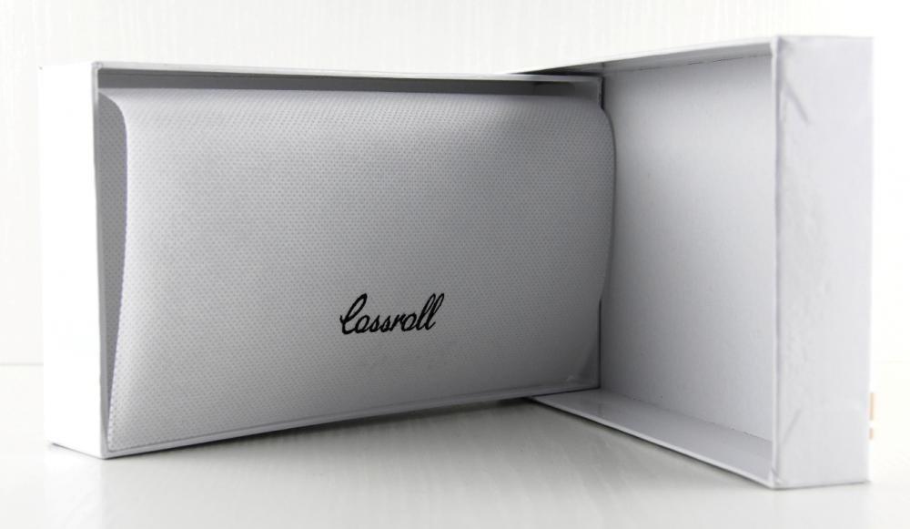 Cossroll 05-5242 dámská kožená peněženka červeno-černá