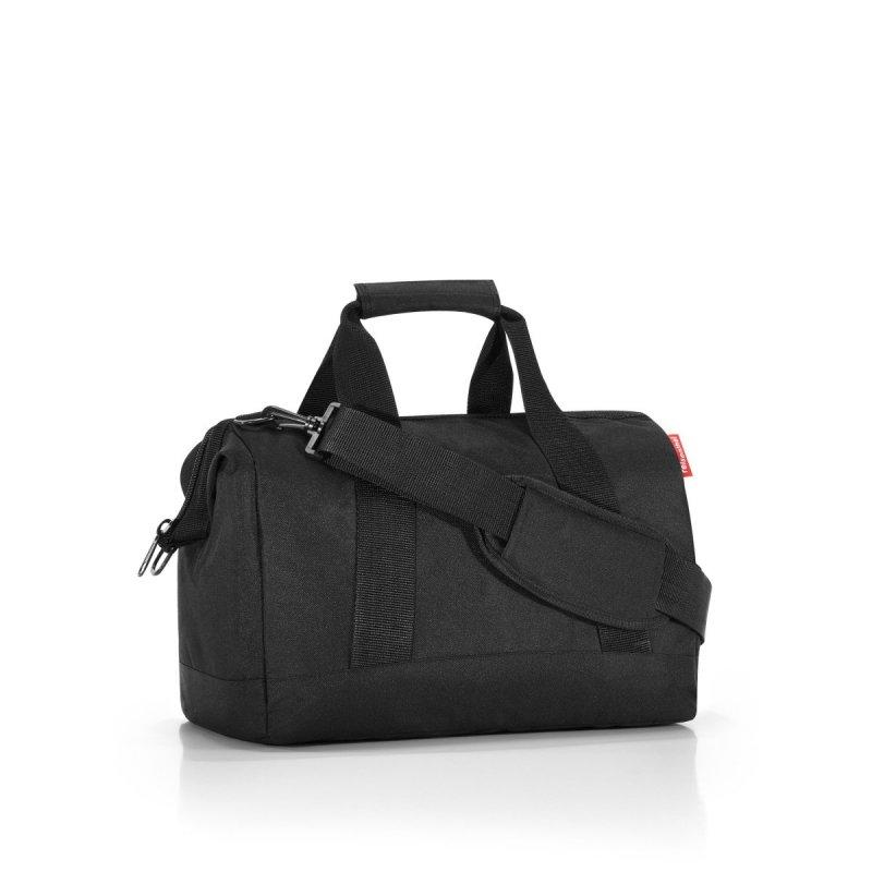 Reisenthel Allrounder M brašna ve tvaru doktorského kufříku 40 cm Black