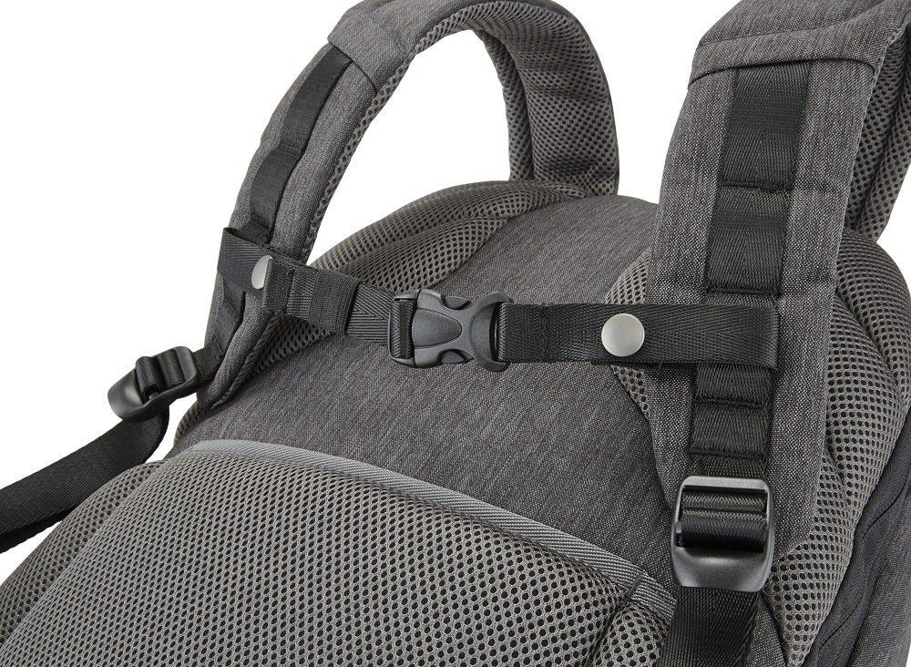 Titan Power Pack business batoh na 15,6'' notebook 32-39 l šedý