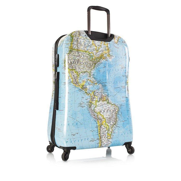 Heys Journey 2G L skořepinový cestovní kufr TSA 76 cm 117 l