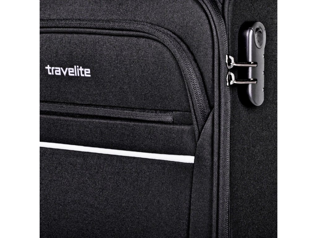 Travelite Cabin 2w Black