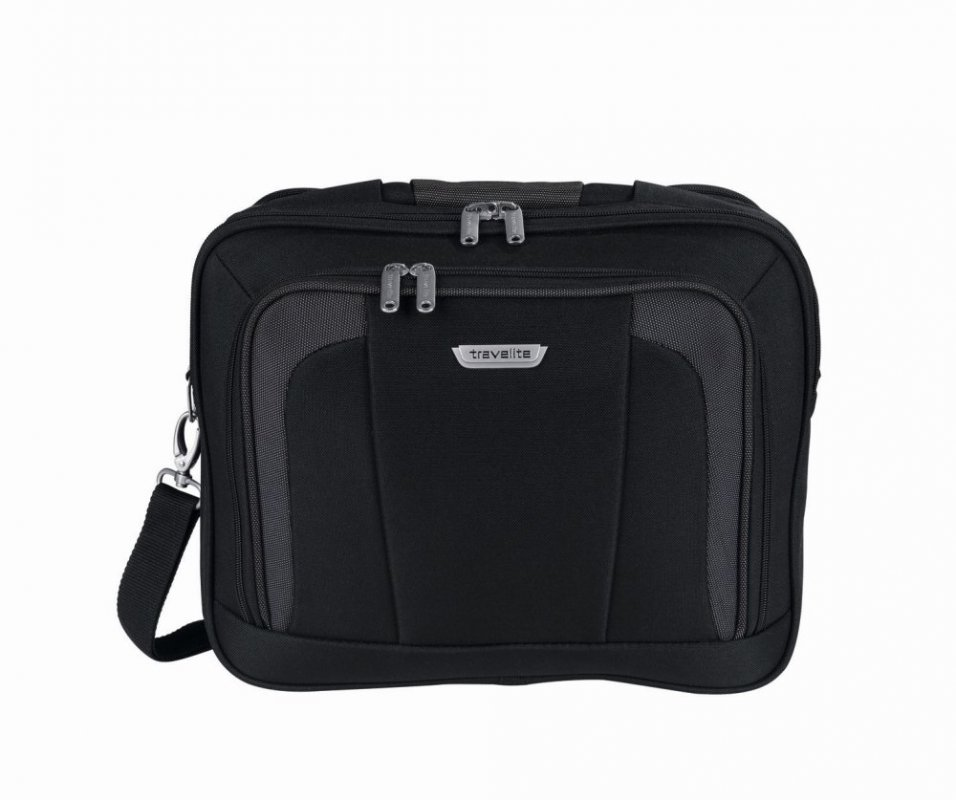 Travelite Orlando Boarding Bag Black