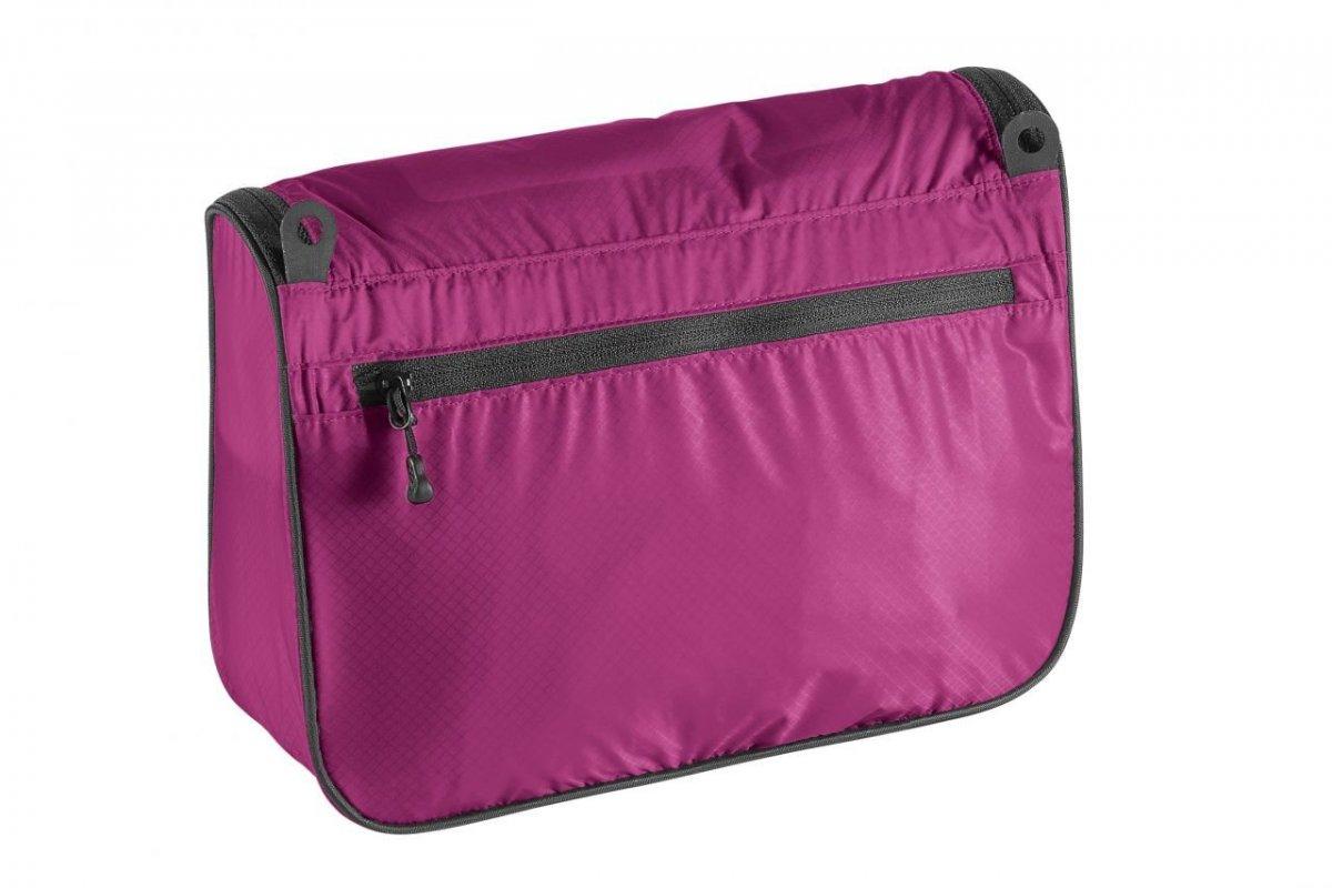 Ferrino Changi Purple ultralehká cestovní toaletní taštička fialová