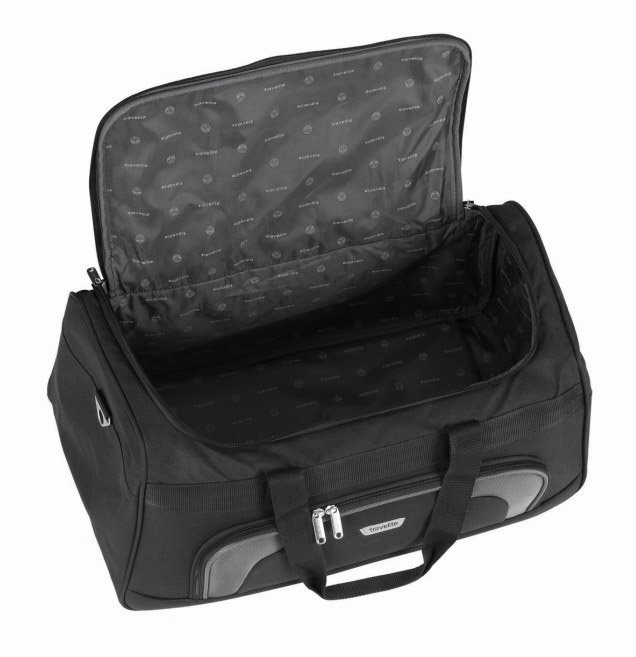 Travelite Orlando Travel Bag Black