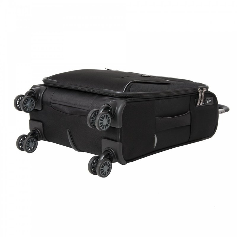 Travelite Capri 4w S Black